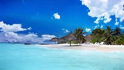 Cancun Beach Desktop Screen Resolution Phone