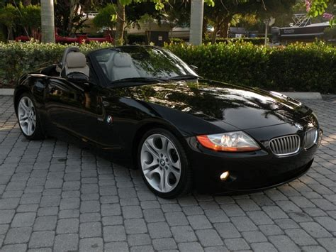 2004 Bmw Z4 3.0i Fort Myers Florida For Sale In Fort Myers