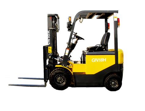 electric forklift gnh product wolwa group