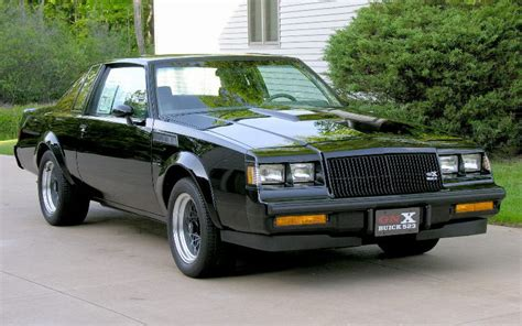 1987 Buick Gnx With Only 13 Miles
