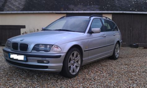 Ma 330d Touring E46 [530d Bientot On Board]  Page 11