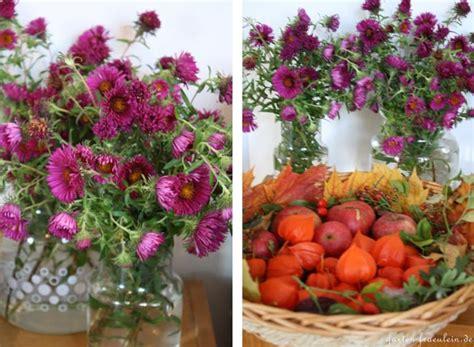 Herbstdeko Garten Basteln by Herbstdeko Mit Lionblumen Handmade Kultur