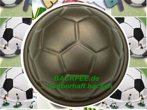 Fussball Backform kaufen Backfee de
