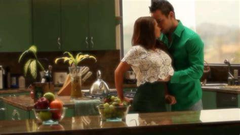 Romantic Sex In Kitchen Zb Porn