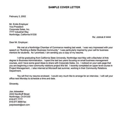 How Do You Write A Cover Letter For Resume by How To Write A Cover Letter