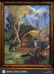 Leinwand Auf Englisch : paul gauguin 1848 1903 franz sischer maler schwarze schweine 1891 l auf leinwand 1 ~ Eleganceandgraceweddings.com Haus und Dekorationen