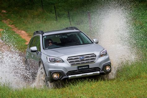 subaru outback review  caradvice