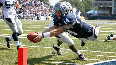 » Is Old Dominion's Taylor Heinicke The Best Quarterback