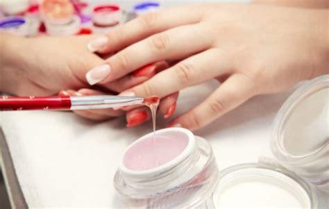 Укрепление ногтей гелем — — Женский журнал о красоте