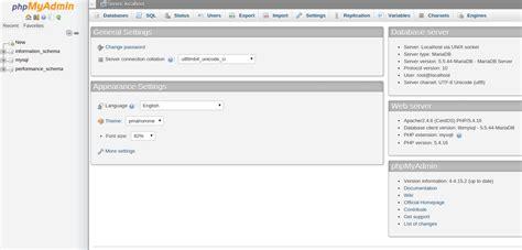 install phpmyadmin  centos reference server