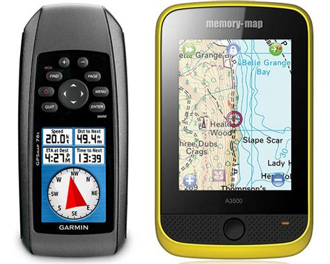 Garmin Boat Gps by How To Choose A Gps 10 Of The Best Gps Handhelds Boats
