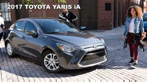 toyota yaris ia automatic overview youtube