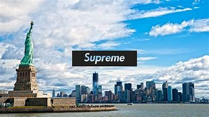 Desktop Supreme York Wallpapers Pc Backgrounds Mobile