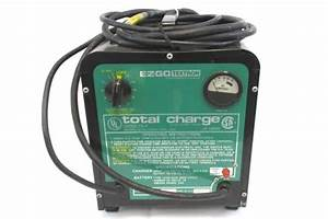 Ul20l4 Total Charge Ezgo Textron 36 Volt Battery Charger