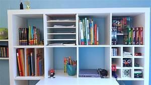Ikea Schreibtisch Mit Regal : expedit regal pimpen ~ Markanthonyermac.com Haus und Dekorationen