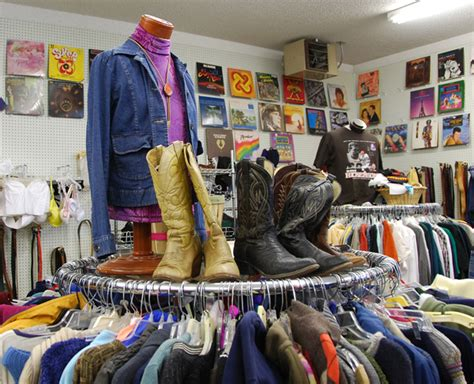 sewcially acceptable thrift shopping soak