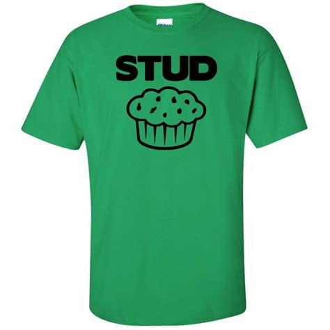 stud muffin food mens anniversary gift ideas hilarious graphic t shirts ebay
