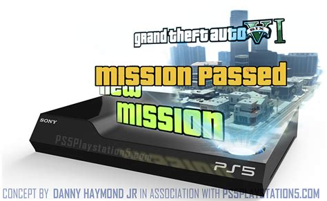 ps5 gta controller playstation concept dualshock console ds5 designs theft auto grand games actuality virtual psxhax versions haymond danny jr