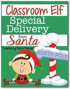 editable letter from santas elf template new calendar With santa letter delivery