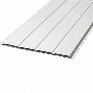 Deckenpaneele Weiß Obi : baukulitvox basic line verkleidungspaneel wei l x b x h mm x 255 mm x 10 mm bauhaus ~ Yasmunasinghe.com Haus und Dekorationen