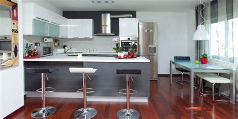 cuisine amenager comment amenager sa cuisine ouverte maison design