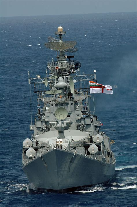 Ship War by Ins Ranjit D53 Wikipedia