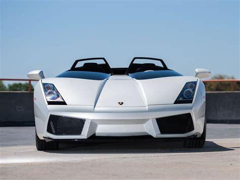Lamborghini Concept S Up For Grabs
