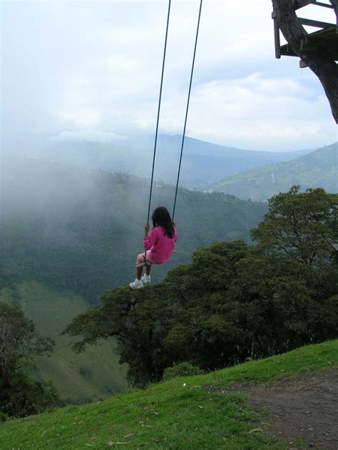 You Swing by The Swing At The End Of The World Lets You Swing 2 600