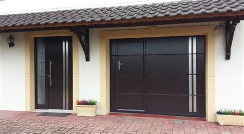 porte de garage moderne galerie portes d entr 233 e weigerding