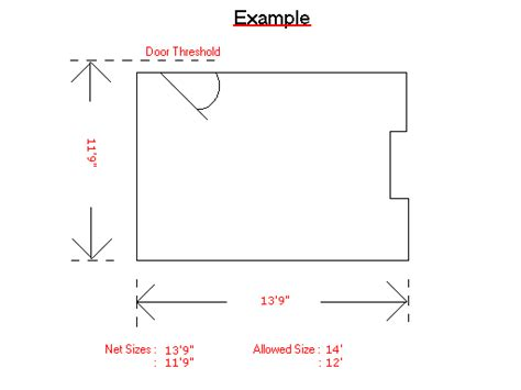how to measure flooring how to measure for carpets meze blog