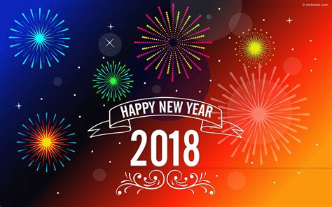 New Year Wishes Backgrounds by New Happy New Year 2018 Wallpaper 78 Images