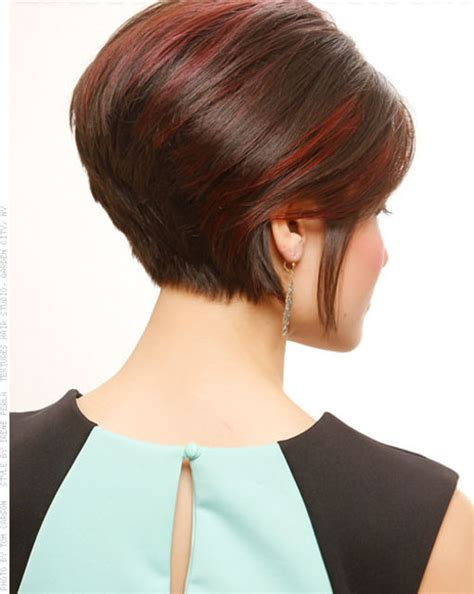 16 short stacked haircuts learn haircuts