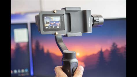 cheap gopro karma grip alternative pgy tech adapter zhiyun smooth  youtube