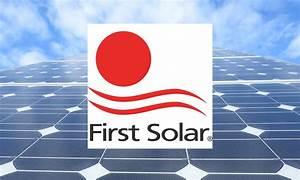 First Solar Module : first solar recycles the solar panels energy log ~ Frokenaadalensverden.com Haus und Dekorationen