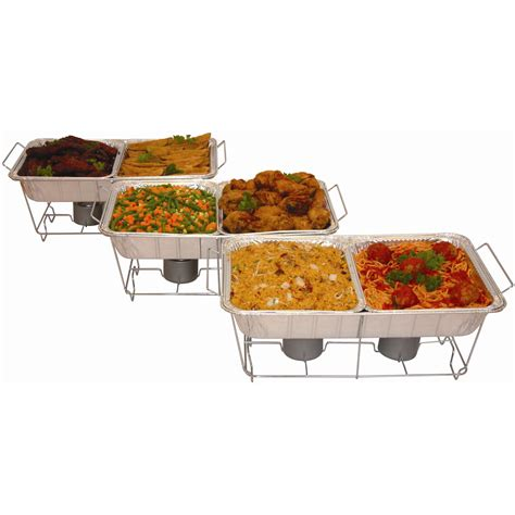 Disposable Food Warmers For Parties Food