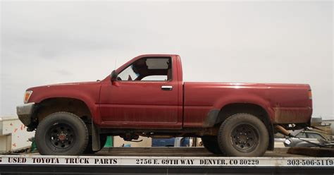 Used Toyota Trucks by New Arrivals At Jim S Used Toyota Truck Parts 1990 Toyota