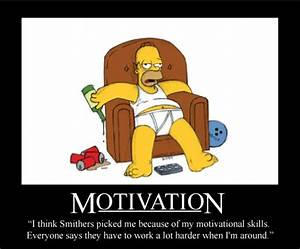 Homer Simpson's Motivational Posters