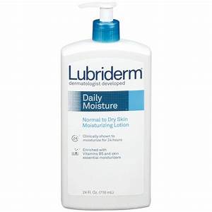 Lubriderm lotion