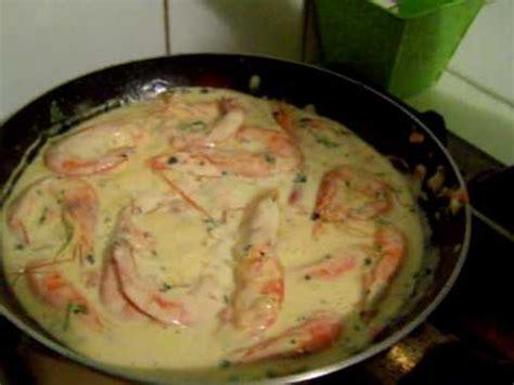 recette de cuisine tunisienne facile et rapide en arabe poelée de crevettes a la provencale recette de cuisine d