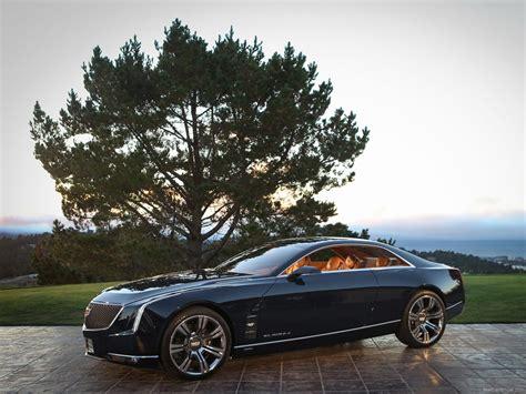 Cadillac Elmiraj Concept (2013)