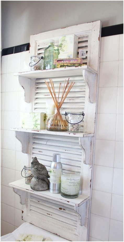 recycle   bathroom decor