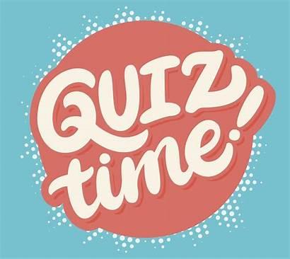 Quiz Banner Pub Team Creative Clip Trivia