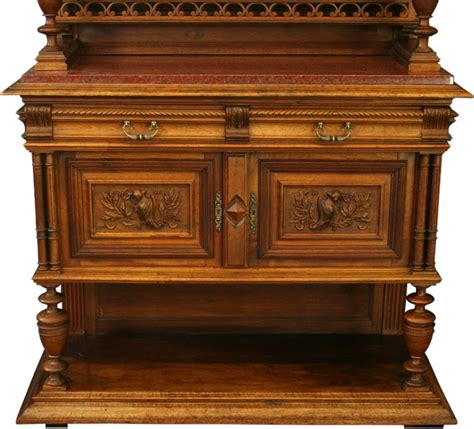 antique henry ii renaissance server sideboard new
