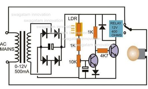 Simple Hobby Electronic Circuit Projects Homemade