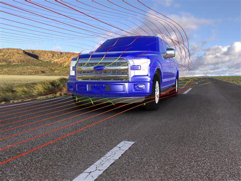 ford   aerodynamic improvements gas