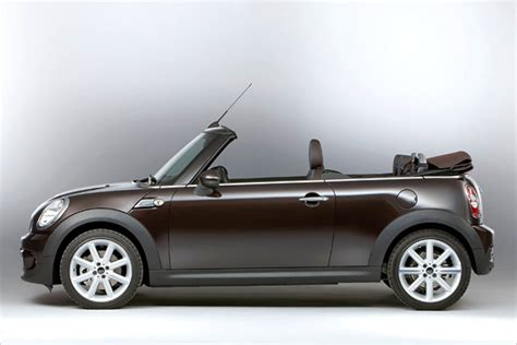 bmw mini gebraucht mini cabrio sondermodell quot highgate quot heise autos