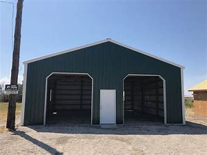 30x50 pole barn uintah ut With 30x50 shed