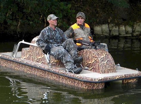 Duck Hunting And Fishing Boats by Duck Hunting Pedal Boat