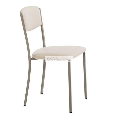 chaises cuisine chaise de cuisine brava chaises en vinyle par perfecta