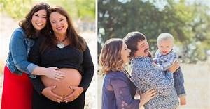 Mom Gets Pregnant Again - But This Time She's Carrying Her ...